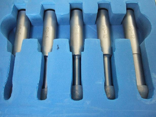 Brocas Diamantadas para la perforación de Cerámica y Porcelanato