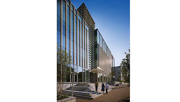 La sostenibilidad inspira la construcción del museo de Carolina del Norte