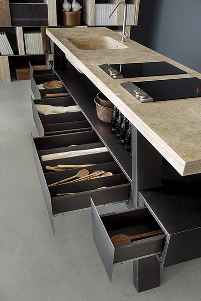 Mármol, tendencia en diseño de cocinas