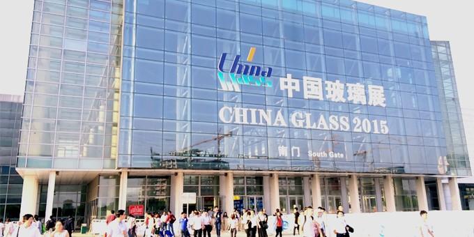 Gran éxito para la feria China Glass 2015