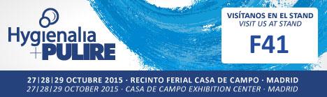 Feria Internacional de la limpieza e higiene profesional