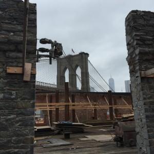 Renovación de un viejo edificio!
